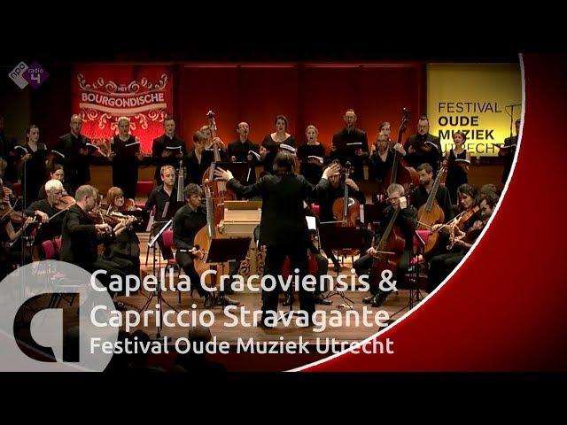 Gilles: Messe des morts - Capella Cracoviensis and Capriccio Stravagante - Early Music Festival