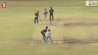 RIPAL PATEL BATTING   IN GOA T20
