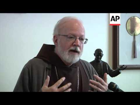 US cardinals Dolan and O'Malley talk about election of Pope Francis