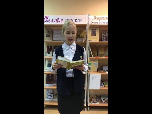Изображение предпросмотра прочтения – КсенияЖукова читает произведение «Кусака» Л.Н.Андреева