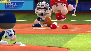 Jikkyou Powerful Pro Yakyuu 2014 (PS3) Gameplay