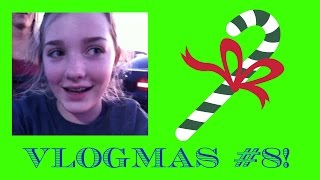 EATING VIDEOS, CHOCOLATE, AND MORE! | Vlogmas #8! Thumbnail