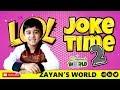 It's Joke Time | Funny English Jokes for Kids