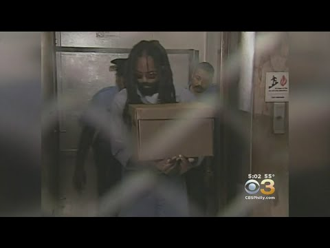 Convicted Cop Killer Mumia Abu-Jamal Fights For New Appeal
