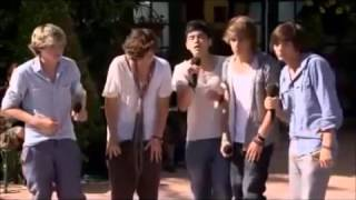 Torn - One Direction - (Judges House The X Factor)
