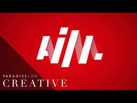 Paradise London Creative | Association of Independent Music | Logo Animation Red