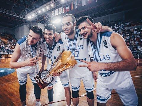 Ευρωπαϊκό U20: Ελλάδα-Ισραήλ 65-56. Η παρακάμερα του τελικού