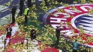 Verabschiedung Jupp Heynckes in Berlin - DFB Pokal Finale 2013 [HD]