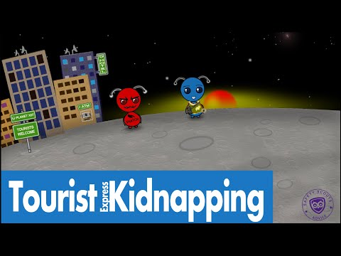 Tourist Express Kidnapping - Episode 49