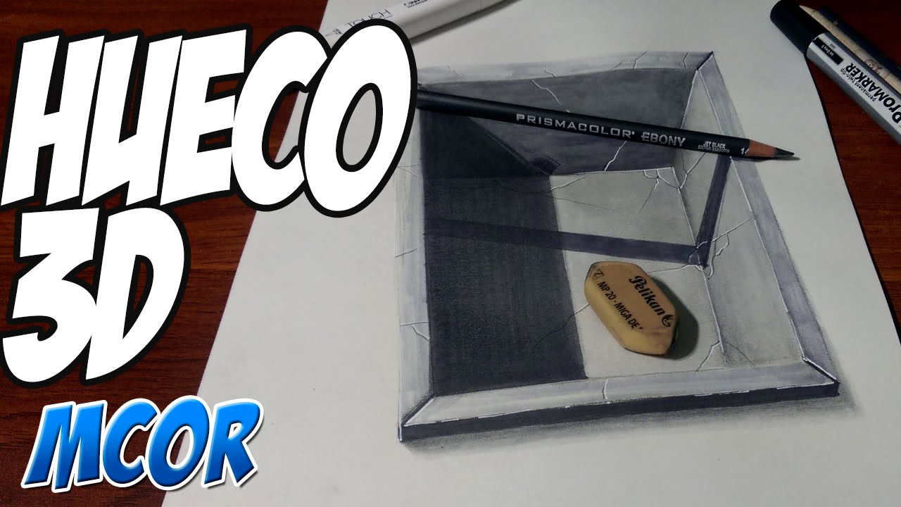 Hueco de concreto en 3d youtube for Escaleras 3d max