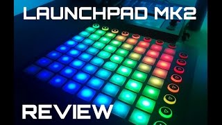 Novation Launchpad MK2 Review