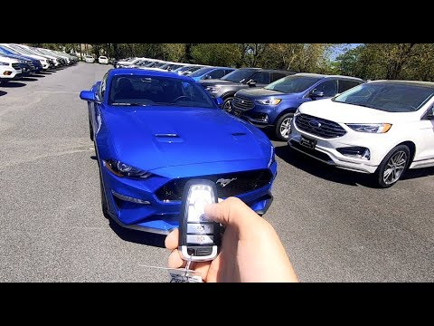 2019 Ford Mustang GT: Test Drive and Review!!!