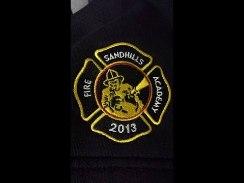 Sandhills Community College Fire Academy Class 2