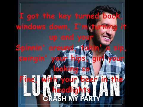 Luke Bryan - Beer In the Headlights (Lyric Video)