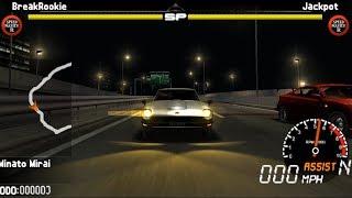 [PSP]Street Supremacy Gameplay Part 1