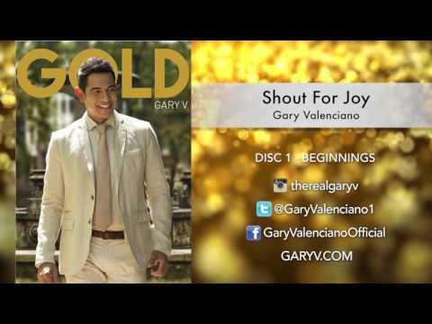 Gary Valenciano Gold Album - Shout For Joy
