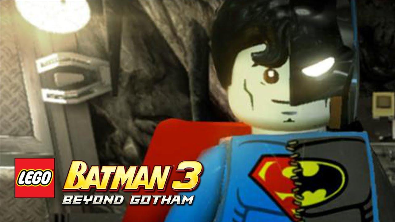 lego batman 3: beyond gotham - character countdown 17