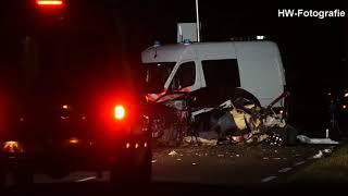 Automobilist overleden bij ongeval op Dedemsweg