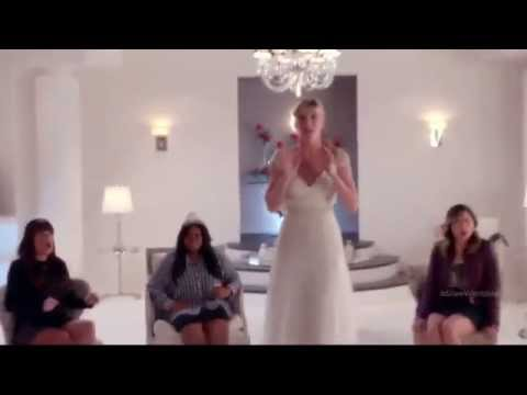 Brittany And Santana Shop For Wedding Dresses