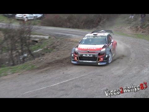 Sébastien Loeb - C3 WRC - Tour de Corse 2018