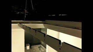 Потолок грильято(Сайт: http://pegas31.ru/video., 2016-03-06T08:22:25.000Z)