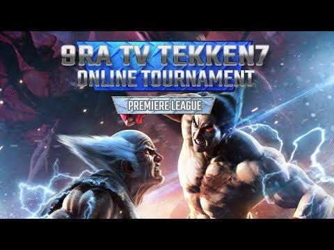Tekken7 The 10th Weekend GuraTV Online Tournament - Premiere league -