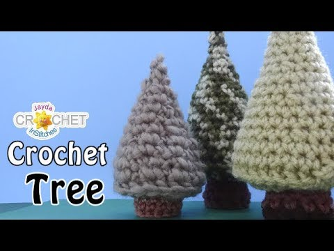 Haken Tutorial 269 Kerstboom Hanger Youtube