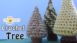 Crochet A Tree! - Pattern Tutorial