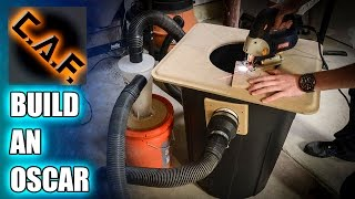 Jigsaw Dust Collector - Build A Jig Saw Oscar