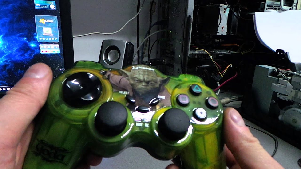 быстрый ремонт джойстика Dualshock 3 Playstation - YouTube