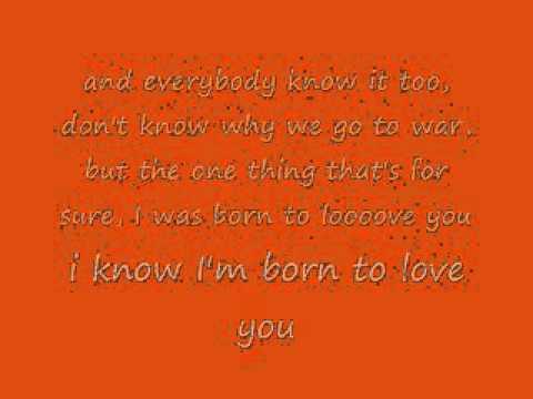 Born to love u- jussie smollett