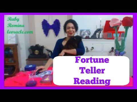 17: Free Fortune Teller Reading
