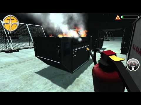 Airport Firefighter Simulator by Excalibur Publishing - Official PC Trailer [HD]