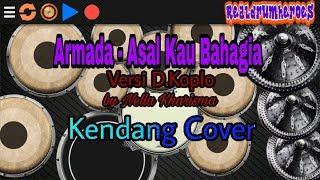 Nella Kharisma - ASAL KAU BAHAGIA (armada) - Kendang cover