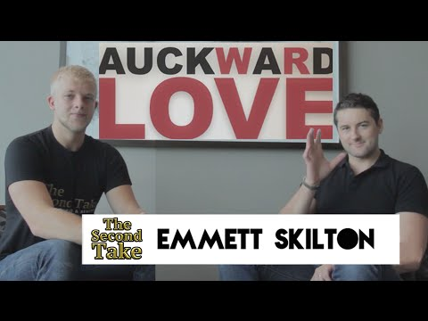 Emmett Skilton on Directing His Fiancé in Auckward Love & More