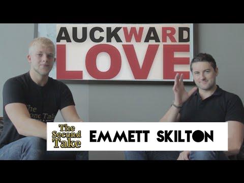Emmett Skilton on Directing His Fiancé in Auckward Love & More