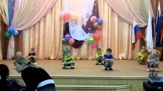вічний двигун дитячий танець.MOV