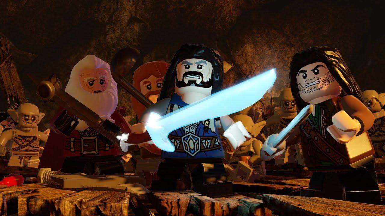 Kết quả hình ảnh cho LEGO The Hobbit
