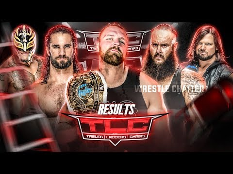WWE TLC 2018 All Matches Results Winners ! Dean Vs Seth ! WWE TLC 2018 Result Predictions Match Card