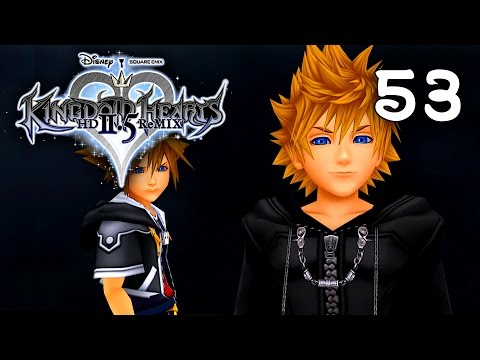 Two Become One (Part 53) [Kingdom Hearts 2 Final Mix]