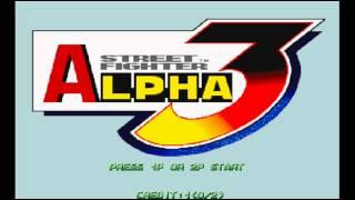 Street Fighter Alpha 3 - Brave or Grave (Final Bison Theme)