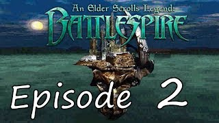 Let's Play Elder Scrolls Battlespire S2 - Character Creation