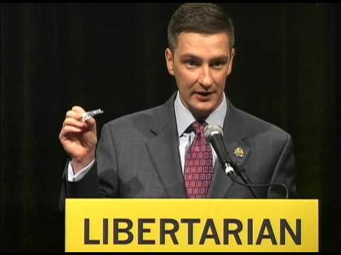 Electing a Presidential Candidate, Part 1- Libertarian Party Convention 2016