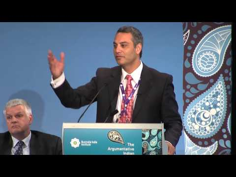 Australia India Institute Conference: Economics, Resources and the Trade Relationship
