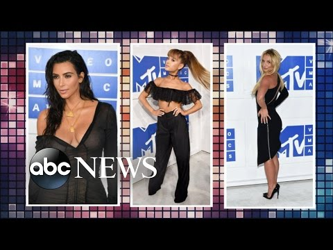 VMA 2016: Fashion Highlights From the Red Carpet