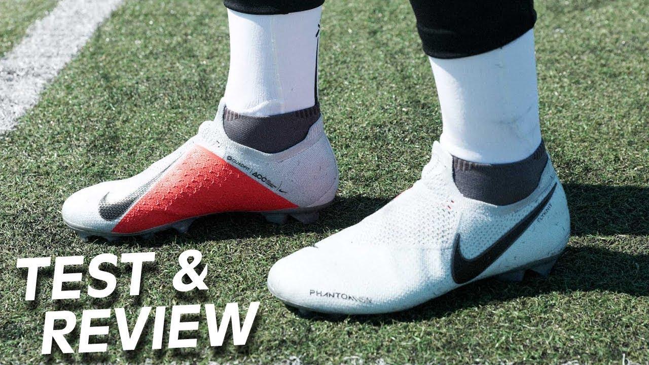 7c5f54d56 Nike PhantomVSN Elite - Ultimate Test   Review (2018) - YouTube