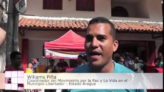 MOVIMIENTO POR LA PAZ Y LA VIDA - MUNICIPIO LIBERTADOR ESTADO ARAGUA