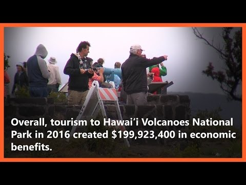 Hawaii Volcanoes National Park Economic Impact (Apr. 24, 2017)