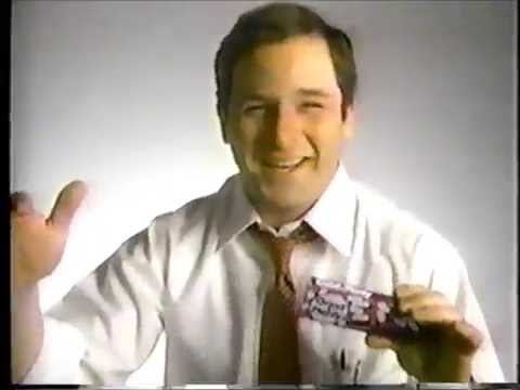 Good & Plenty Commercial, Jason Alexander, 1984