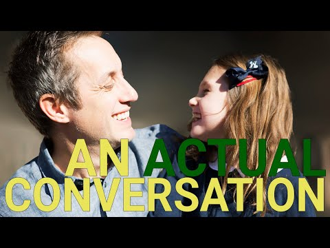 An Actual Conversation With Maggie | Rett Syndrome
